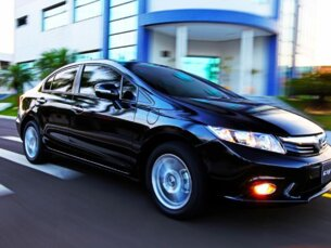 Honda New Civic LXS 1.8 16V i-VTEC (flex) 2013