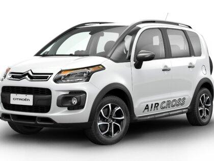 Citroen Aircross 2015