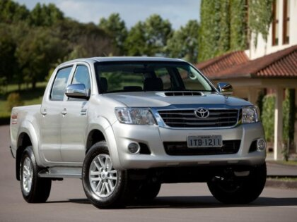 Sobre Toyota Hilux Cabine Dupla