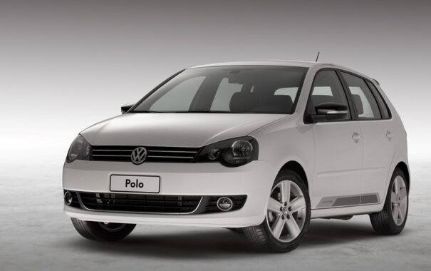 Volkswagen Polo Hatch 2014