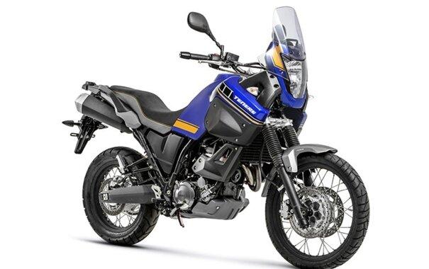 Yamaha XT 660 2015