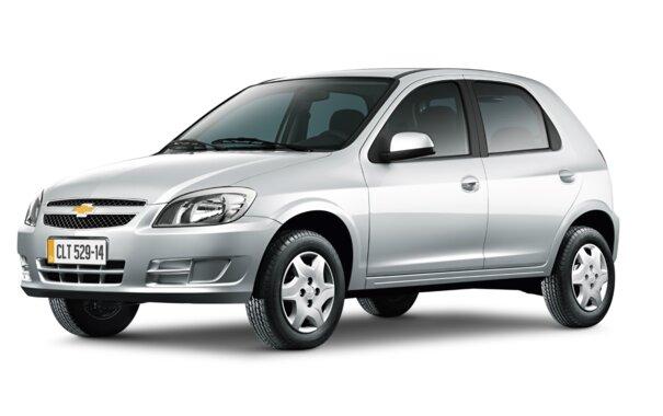 Chevrolet Celta 2015