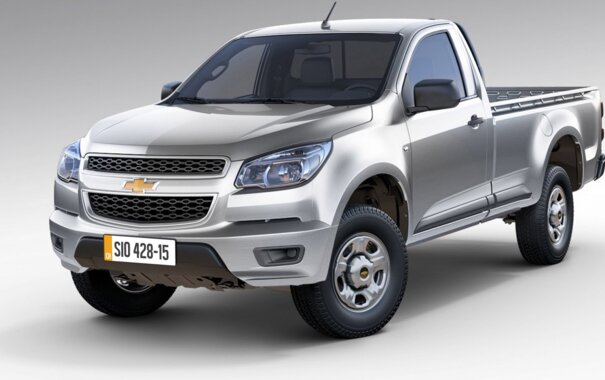 Chevrolet S10 Cabine Simples 2016
