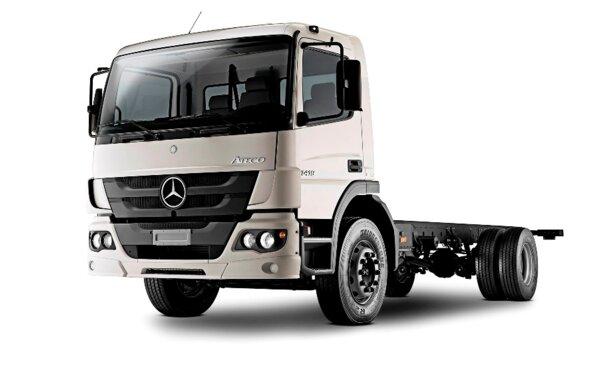Mercedes-Benz Atego 2016