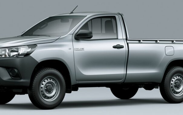 Toyota Hilux Cabine Simples 2016