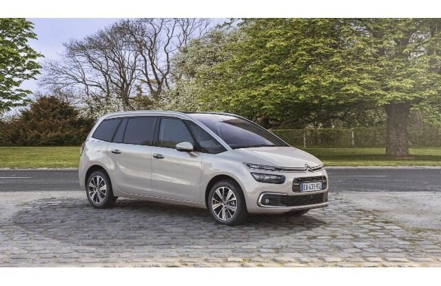 Citroën Grand C4 Picasso 2018