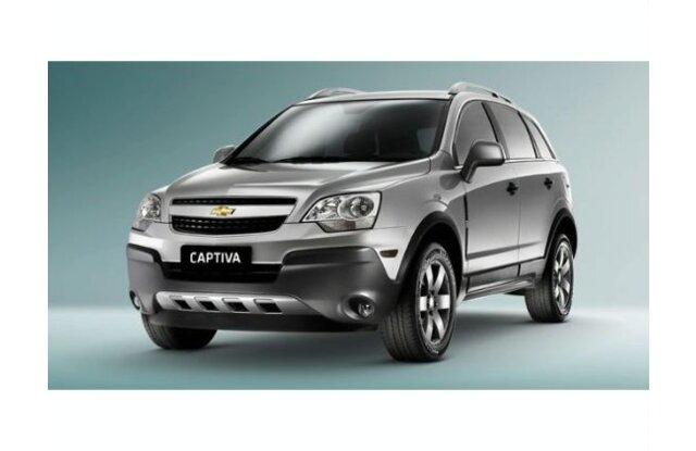 Chevrolet Captiva 2010