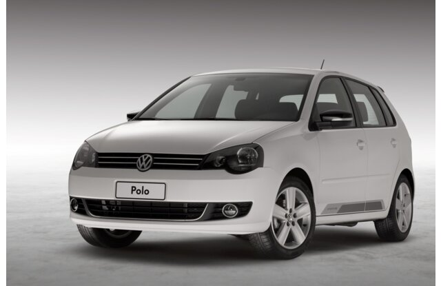 Volkswagen Polo Hatch 2014
