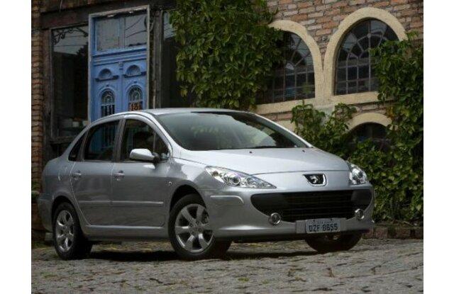 Peugeot 307 Sedan 2011