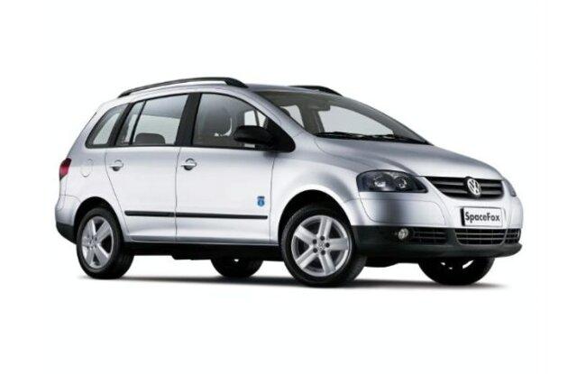 Volkswagen Spacefox 2012 Icarros