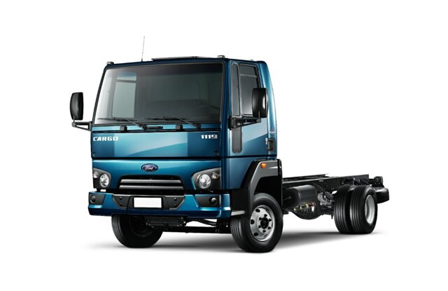 Ford Cargo 1119 2017