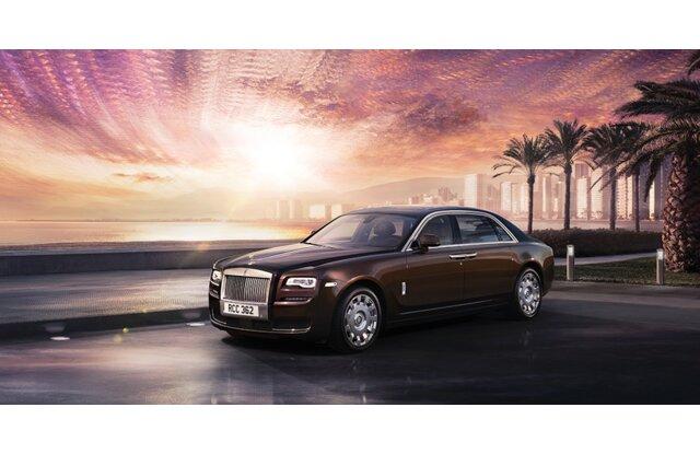 Rolls-Royce Ghost 2016