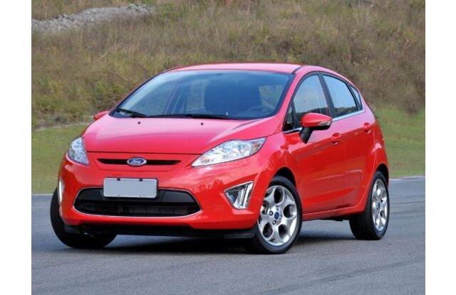 Ford New Fiesta Hatch 2013