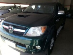 Super Oferta: Toyota Hilux SRV 4X4 3.0 (cab dupla) (aut) 2006/2006 4P Verde Diesel