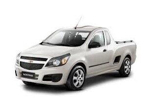 Super Oferta: Chevrolet Montana LS 1.4 EconoFlex 2013/2014 2P Branco Flex