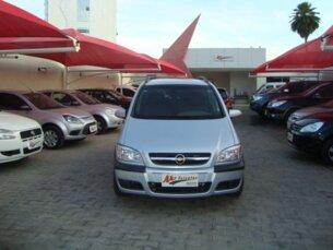Super Oferta: Chevrolet Zafira Expression 2.0 (Flex) (Aut) 2008/2009 4P Prata Flex