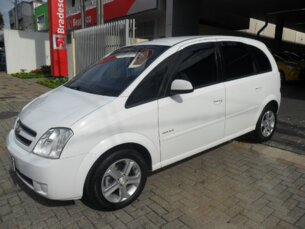 Super Oferta: Chevrolet Meriva Maxx 1.4 (Flex) 2011/2012 4P Branco Flex
