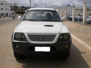Super Oferta: Mitsubishi L200 Outdoor HPE 2.5 4X4 2011/2012 4P Branco Diesel