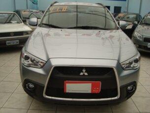 Super Oferta: Mitsubishi ASX 2.0 (Aut) 4x4 2011/2011 5P Prata Gasolina