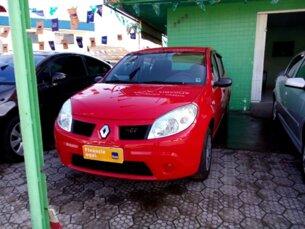 Super Oferta: Renault Sandero Authentique 1.6 8V Hi-Torque (flex) 2009/2009 4P Vermelho Flex