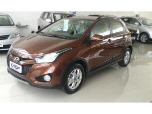 Super Oferta: Hyundai HB20X Premium 1.6 (Aut) 2013/2014 4P Marrom Flex