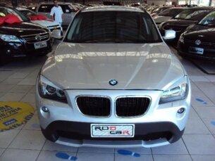 Super Oferta: BMW X1 2.0 sDrive18i Top (aut) 2011/2011 4P Prata Gasolina
