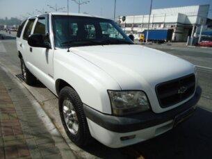 Super Oferta: Chevrolet Blazer Advantage 4x2 2.4 2006/2006 4P Branco Gasolina