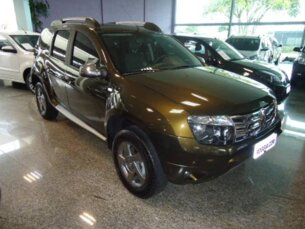 Super Oferta: Renault Duster 2.0 16V Tech Road II (Flex) 2013/2014 4P Verde Flex