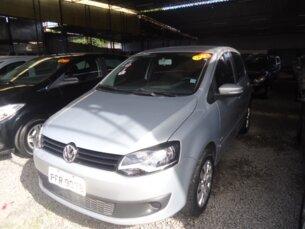Super Oferta: Volkswagen Fox 1.6 VHT (Flex) 2013/2013 4P Prata Flex