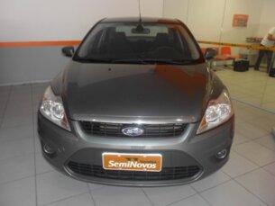 Super Oferta: Ford Focus Sedan GLX 2.0 16V (Flex) (Aut) 2013/2013 4P Cinza Flex