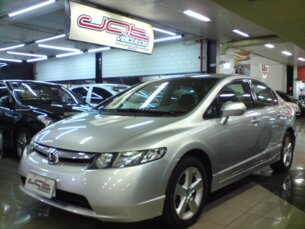 Super Oferta: Honda New Civic LXS 1.8 2008/2008 4P Prata Flex
