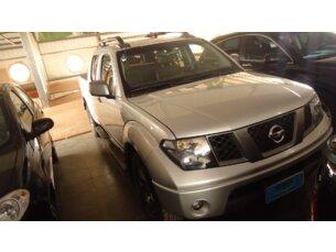 Super Oferta: Nissan Frontier LE Attack 2.5 4X4 (Cab.Dupla) (aut) 2011/2012 4P Prata Diesel