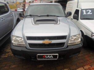 Super Oferta: Chevrolet S10 Colina 4x4 2.8 Turbo Electronic (Cab Dupla) 2010/2010 5P Prata Diesel