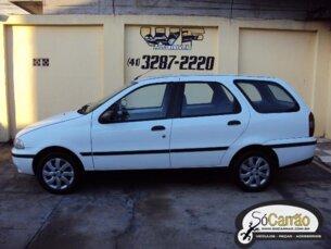 Super Oferta: Fiat Palio Weekend 1.6 MPi 16V 1997/1997 4P Branco Gasolina