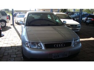Super Oferta: Audi A3 1.6 8V 1998/1999 2P Prata Gasolina