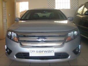 Super Oferta: Ford Fusion 3.0 V6 SEL AWD 2010/2010 4P Prata Gasolina
