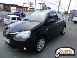 Super Oferta: Toyota Etios XLS 1.5 (Flex) 2012/2013 4P Preto Flex