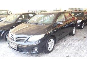 Super Oferta: Toyota Corolla Sedan 2.0 Dual VVT-i XEI (aut)(flex) 2011/2012 4P Preto Flex
