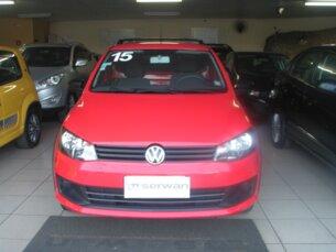 Super Oferta: Volkswagen Saveiro 1.6 Trendline 2014/2015 2P Vermelho Flex