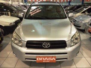 Super Oferta: Toyota RAV4 4x4 2.4 16V (aut) 2006/2007 5P Prata Gasolina