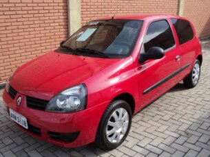 Super Oferta: Renault Clio 1.0 16V (flex) 2p 2012/2012 2P Vermelho Flex