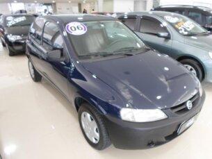 Super Oferta: Chevrolet Celta Life 1.0 VHC (Flex) 2006/2006 2P Azul Flex