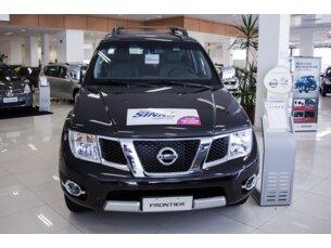 Super Oferta: Nissan Frontier 2.5 TD CD 4x4 SL (Aut) 2014/2015 P  Diesel