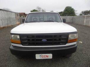 Super Oferta: Ford F1000 XL Turbo 4x2 2.5 HSD (Cab Simples) 1996/1997 2P Branco Diesel
