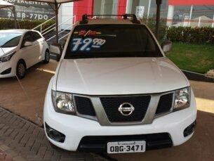 Super Oferta: Nissan Frontier SV Attack 2.5 TD CD 4x2 2012/2013 P Branco Flex