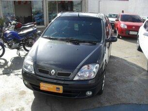 Super Oferta: Renault Scénic Expression 1.6 16V (flex) 2008/2009 4P Cinza Flex