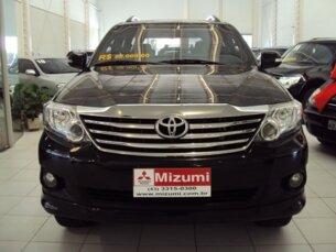 Super Oferta: Toyota Hilux SW4 SR 2.7 4x2 (Flex) 2012/2013 4P Preto Flex