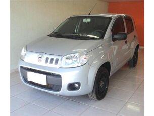 Super Oferta: Fiat Uno Vivace 1.0 8V (Flex) 4p 2013/2014 4P Prata Flex