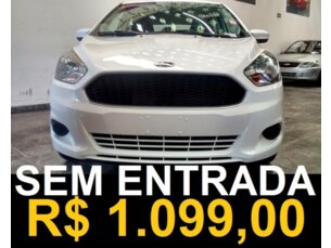 Super Oferta: Ford Ka Hatch SE 1.0 (Flex) 2014/2015 4P Branco Flex