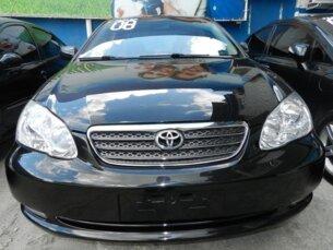 Super Oferta: Toyota Corolla Sedan XLi 1.6 16V (aut) 2007/2008 4P Cinza Flex
